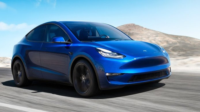 El Tesla Model Y, el esperado coche eléctrico, disponible para entrega en España