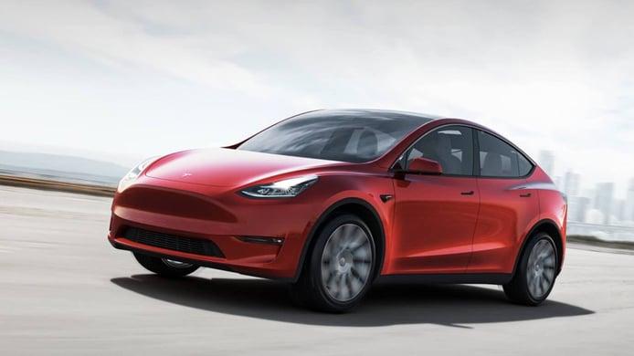 La producción del Tesla Model Y en Europa arrancará a finales de año con novedades