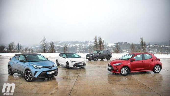 Las ventas de coches híbridos en España suben un 122% en junio de 2021