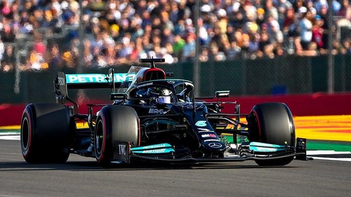Hamilton se lleva la 'no-pole' de la primera clasificación de Silverstone
