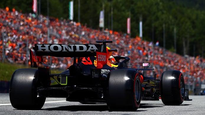 Verstappen mete miedo antes de la clasificación del GP de Austria