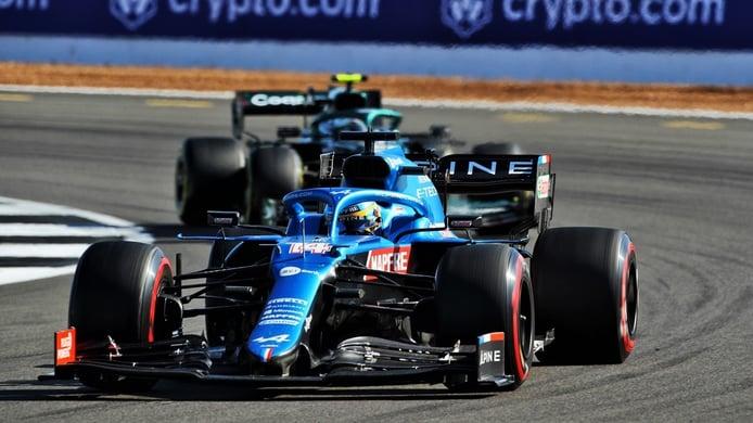 [Vídeo] Alonso, del 11º al 5º en una vuelta: revive su salida de ensueño