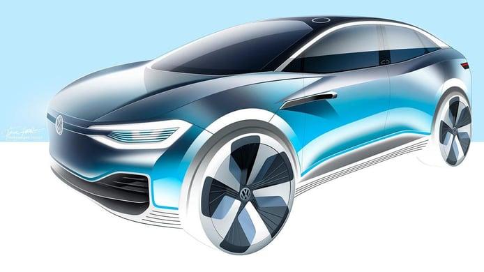 El Volkswagen ID.8 será un SUV eléctrico de gran tamaño dirigido a Norteamérica