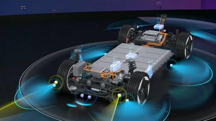 El Grupo Volkswagen presenta la nueva plataforma SSP para coches eléctricos