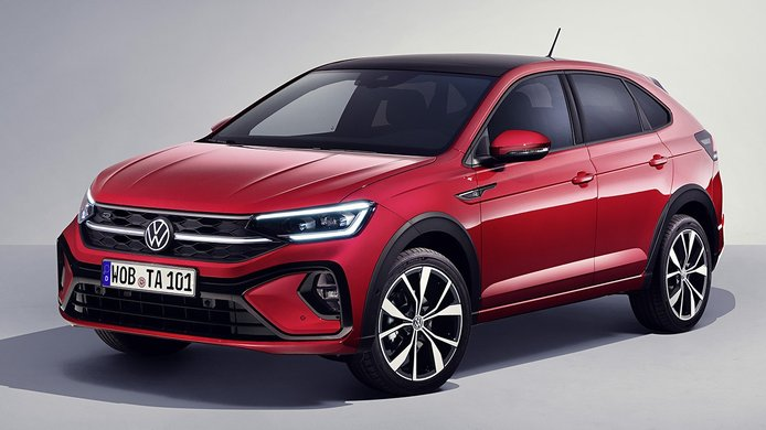 Volkswagen Taigo, un nuevo SUV Coupé hecho en España para conquistar Europa