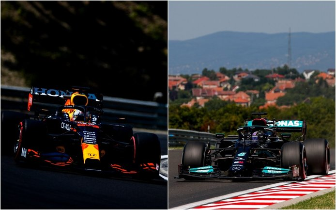 Wolff sugiere histeria en Red Bull, Horner habla de contrariedad en Mercedes