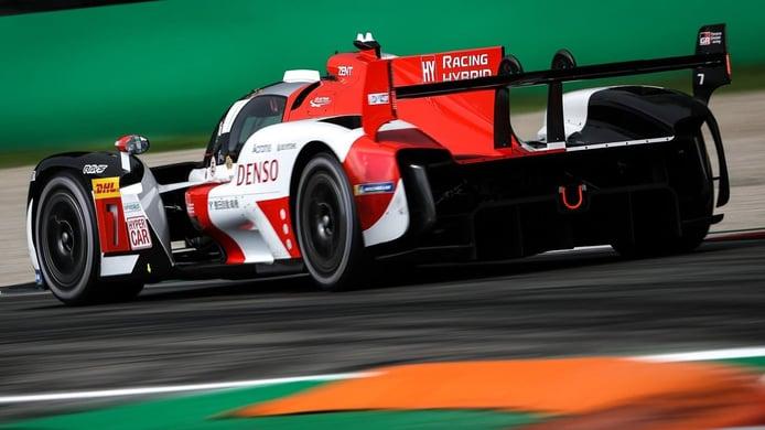 Se ajusta el 'BoP' de los hypercar para el test oficial de Le Mans