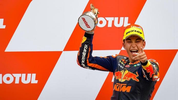 El 'ascenso' de Raúl Fernández a MotoGP con Tech 3 está muy cerca