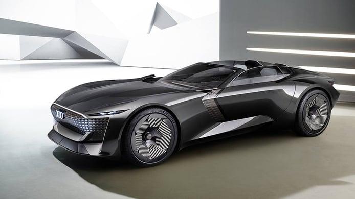 Audi Skysphere Concept, vislumbrando un futuro lujoso y eléctrico