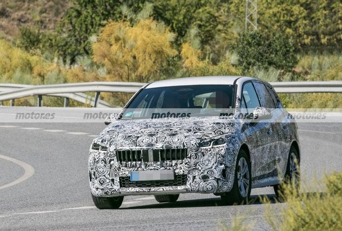 El nuevo BMW Serie 2 Active Tourer PHEV lucirá el sello de M Performance