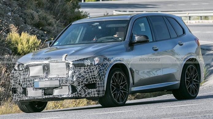 BMW M celebrará su 50 aniversario con un BMW X5 muy especial