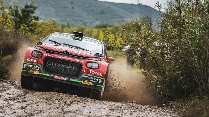 El Citroën C3 Rally2 demuestra credenciales en el WRC y el ERC