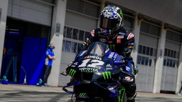 El culebrón Yamaha - Viñales continúa: Mack no estará en el GP de Austria