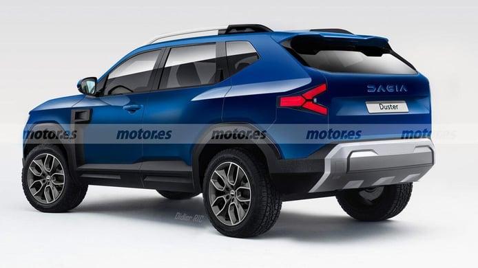 La tercera generación del Dacia Duster estrenará la tecnología híbrida 1.8 E-Tech