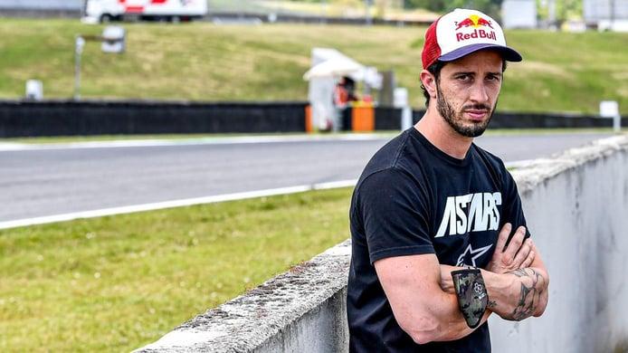 Dovizioso ficha por SRT, Morbidelli a Yamaha y Viñales de test con Aprilia