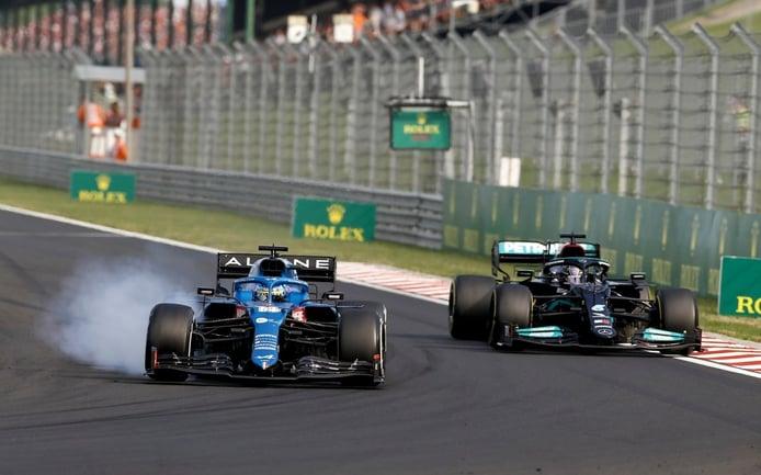 El duelo Hamilton vs. Alonso: del «un poco más allá del límite» al «siempre se queja»
