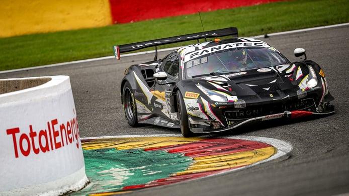 Épico triunfo del Ferrari #51 en unas dramáticas 24 Horas de Spa