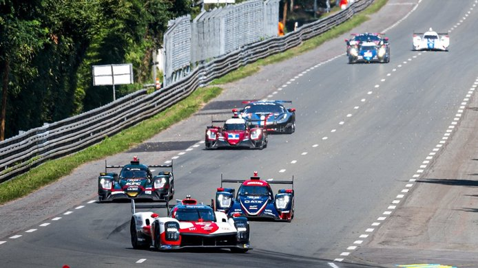 Horarios y dónde ver las 24 Horas de Le Mans 2021