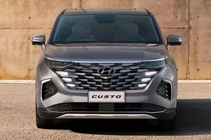 Debuta el nuevo Hyundai Custo, un lujoso monovolumen especial para China