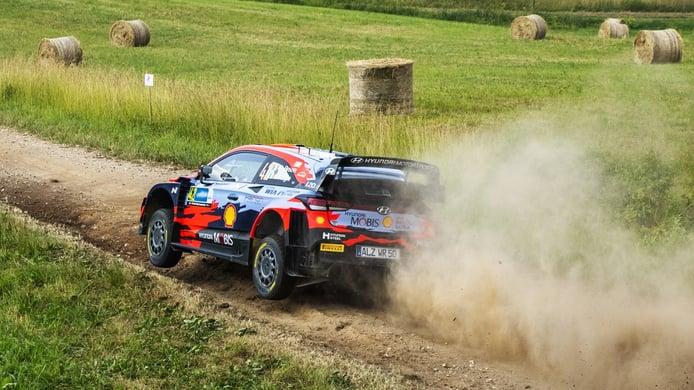 Hyundai Motorsport cierra su alineación para el Rally de Finlandia