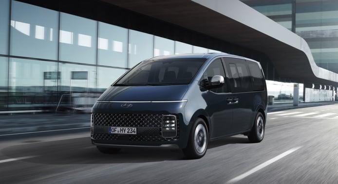 El nuevo Hyundai Staria ya tiene precios en Alemania, llega el monovolumen futurista