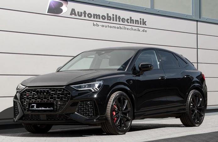 Siegen B&B Automobiltechnik «retoca» los Audi RS Q3