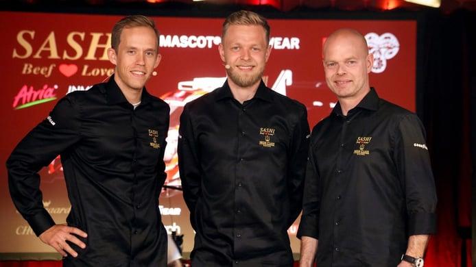 Kevin Magnussen: «El objetivo en Le Mans es ganar nuestra categoría»