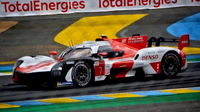 Toyota, codo a codo con Alpine en los Libres 1 de las 24 horas de Le Mans