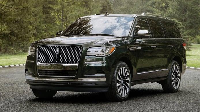 Lincoln Navigator 2022, nueva tecnología e imagen para un SUV cargado de lujo