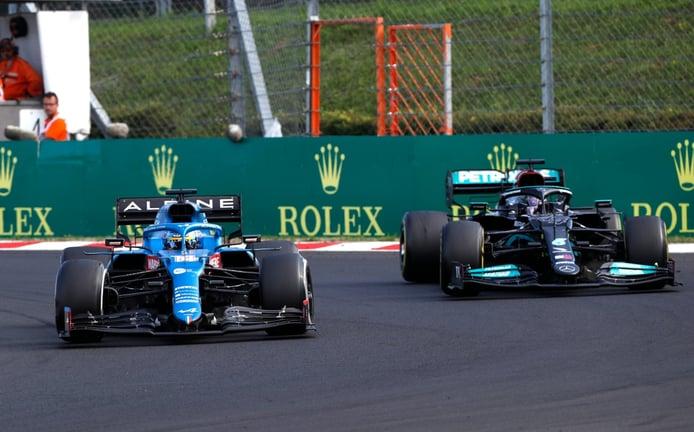 La magia de Alonso en Hungaroring: récord histórico y duelo épico con Hamilton