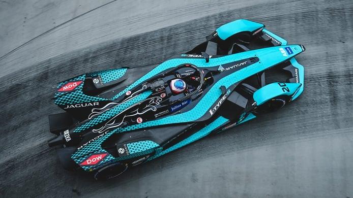 Mitch Evans extiende su contrato con Jaguar Racing en la Fórmula E