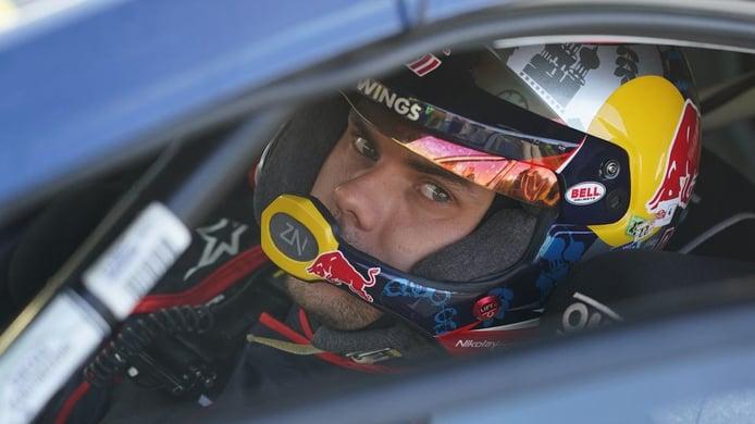 Nikolay Gryazin se cambia al Ford Fiesta Rally2 para el Acrópolis Rally