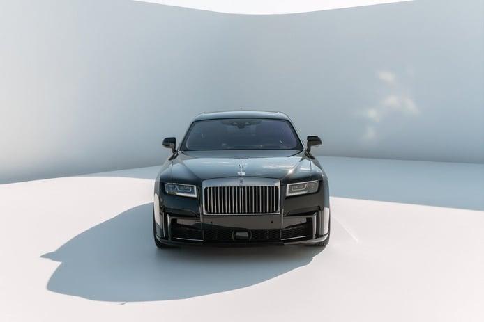 Spofec y Novitec sacan el lado más deportivo al Rolls-Royce Ghost