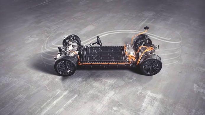 Audi desvela las especificaciones de la plataforma PPE de coches eléctricos