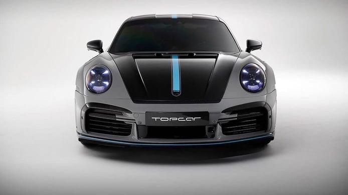 Porsche 992 Stinger GTR Limited Carbon Edition, la nueva exclusividad de Topcar Design