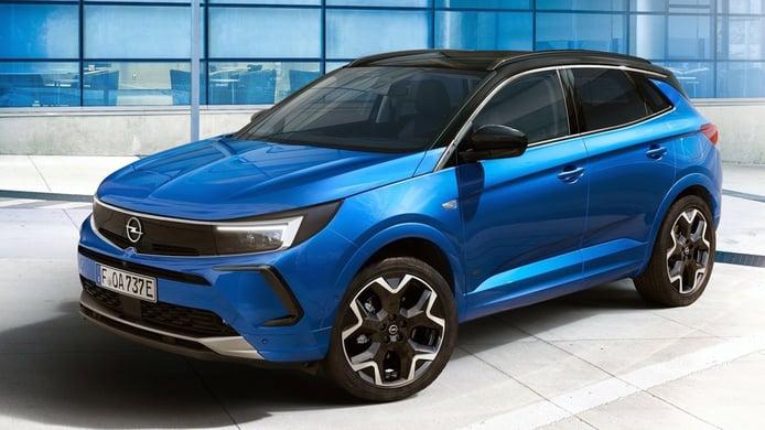 El nuevo Opel Grandland 2022, variante híbrida enchufable incluida, ya tiene precios