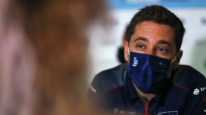 Robin Frijns continuará con Virgin en la 'Season Eight' de la Fórmula E