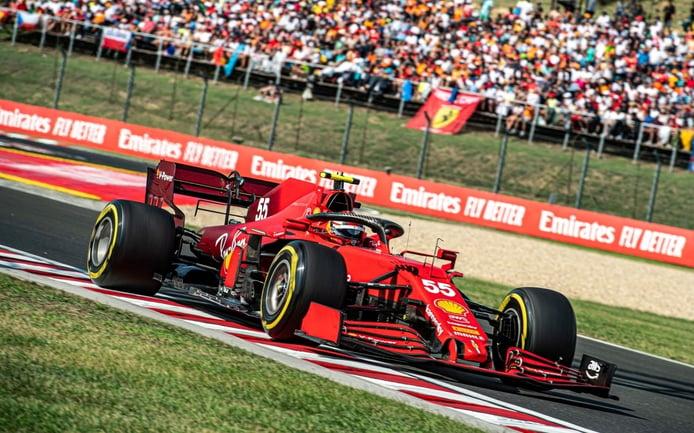 Sainz no se conforma: «No está siendo mi mejor temporada en la F1»