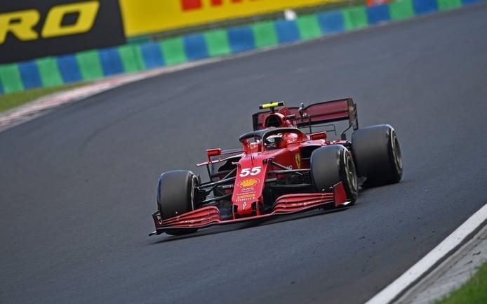Sainz se queda a las puertas del podio tras marcarle a Ferrari la estrategia correcta