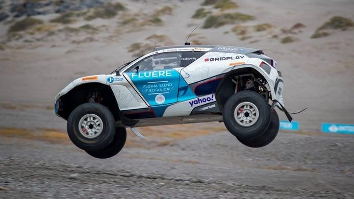 Timmy Hansen y Catie Munnings ganan el Arctic X-Prix de Extreme E