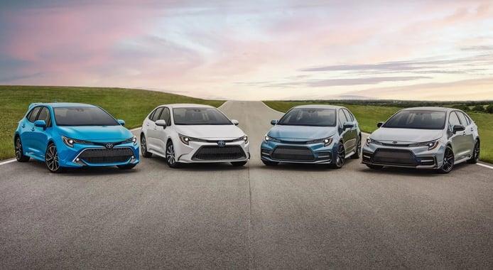 El Toyota Corolla establece un nuevo récord absoluto