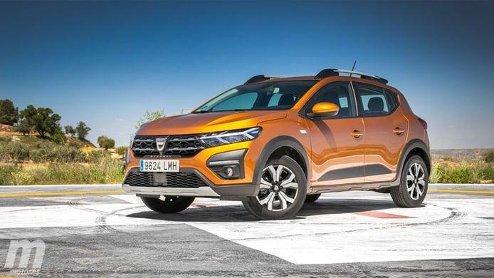 Europa - Julio 2021: La primera victoria del Dacia Sandero