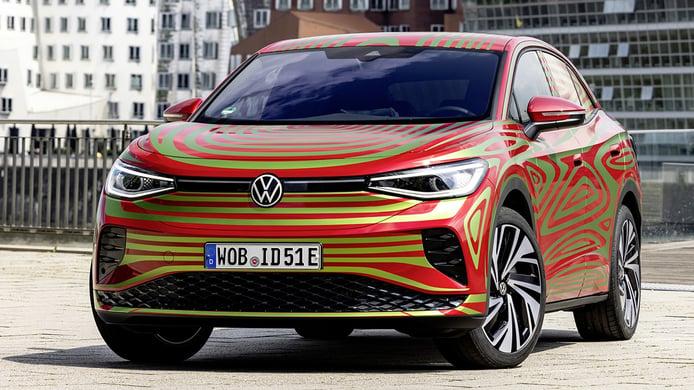 El nuevo Volkswagen ID.5 GTX está listo para vivir su puesta de largo en sociedad
