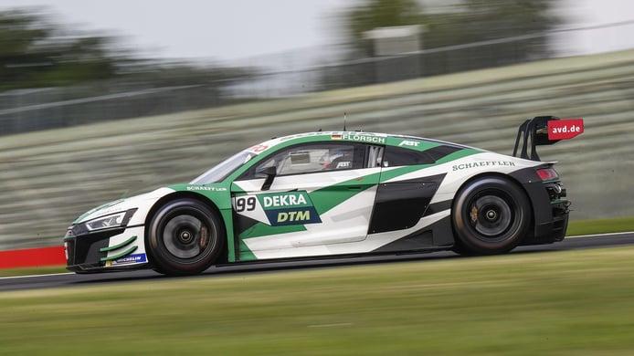 Winkelhock sustituirá a Flörsch en la ronda del DTM en Nürburgring