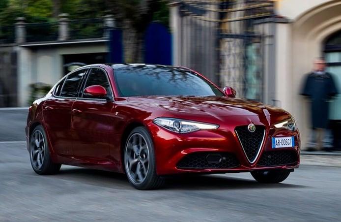 El Alfa Romeo Giulia 6C Villa d'Este se convierte en el lujoso tope de gama en Italia