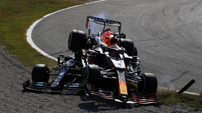 Alonso se pronuncia sobre el accidente entre Hamilton y Verstappen en Monza
