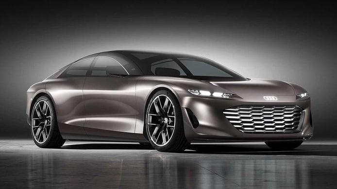 Audi Grandsphere Concept, mirando al futuro de las berlinas de lujo 100% eléctricas