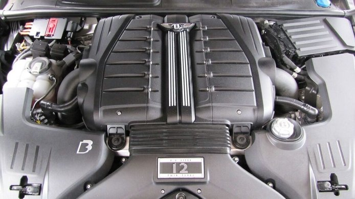 Foto B&B Bentley Bentayga - motor