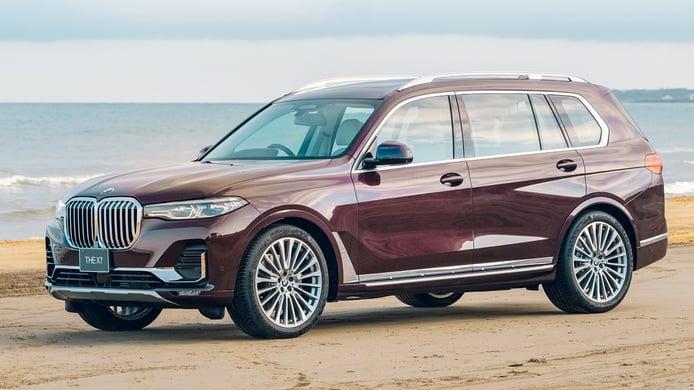 BMW X7 Nishijin Edition, ¿más exclusividad? El SUV de lujo estrena edición limitada