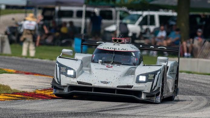Cadillac quiere poner en pista su LMDh en la primavera de 2022